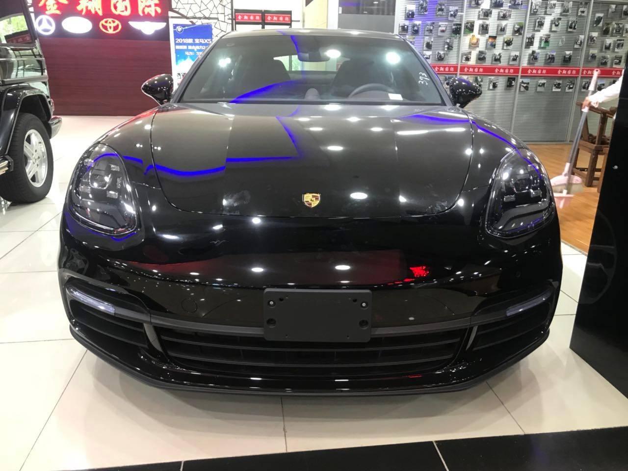 进口保时捷Panamera行政版4S顶级豪华车促销