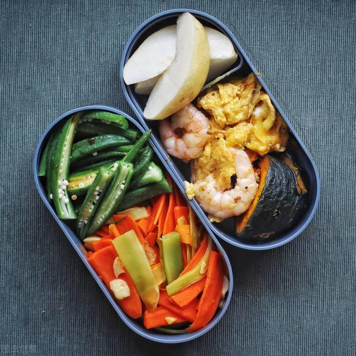 减脂餐坚持这4个原则,让你体重不知不觉下降10斤