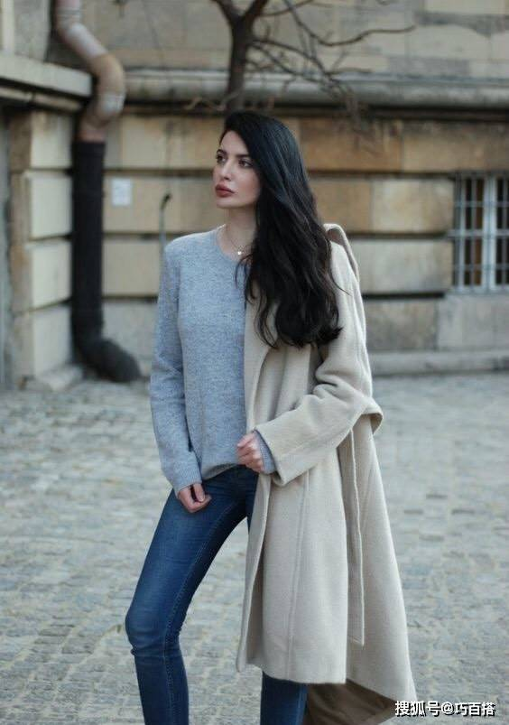 """原创             不会""""褪色""""的时尚美,成熟韵味的优雅系,打造满满的法式风情"""