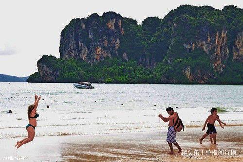 去泰国旅游不怕人满为患,这处原始海岛鲜有人知,宛如世外桃源