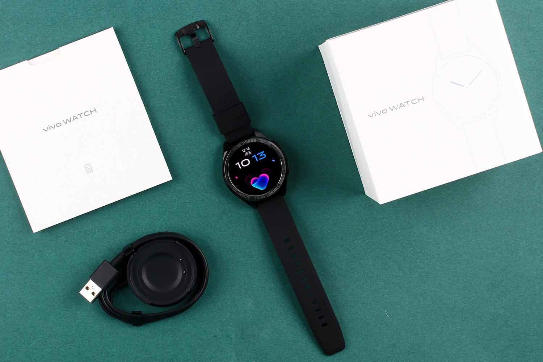 原创e开箱即用:vivo首款智能手表,vivo WATCH是不错的选择