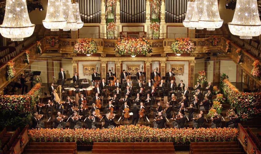 疫情中的维也纳金色大厅,用艺术带给人类最普遍的尊严