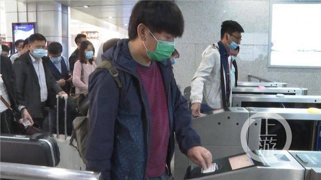 元旦小长假火车站累计发送旅客48.4万人