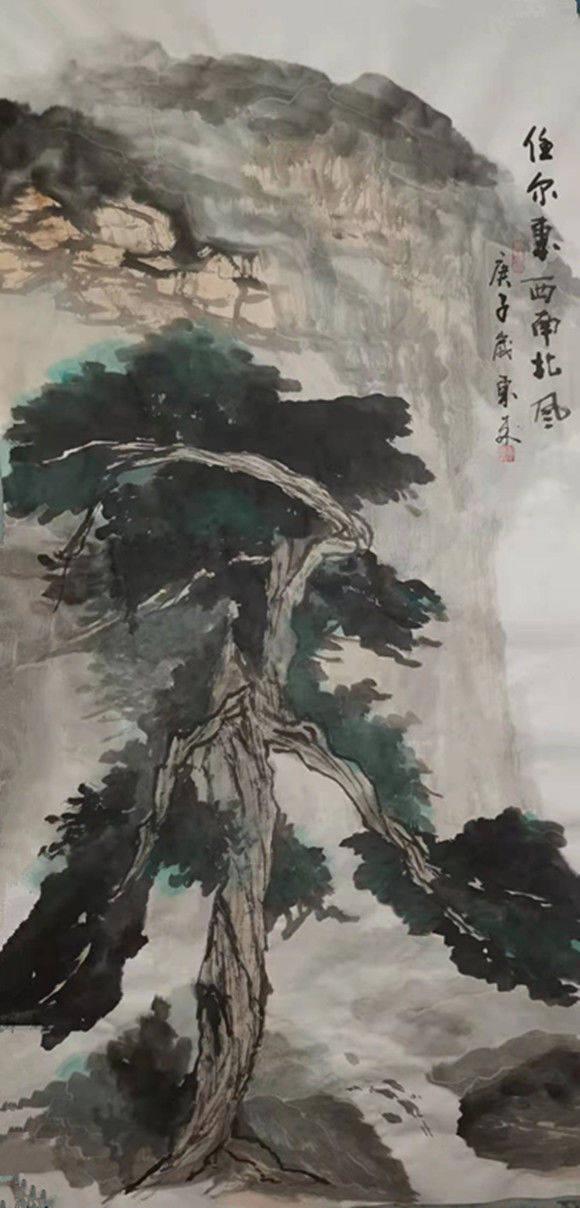 """单东来""""树说太行"""""""
