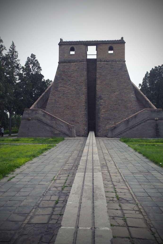 河南一处全国重点文物古建筑,是古代天文学高度发达的历史见证