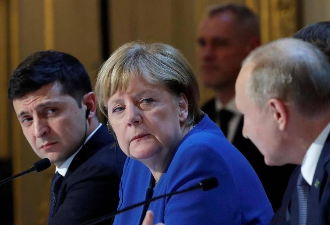 为什么普京2021年的第一通国际电话,打给了德国总理默克尔