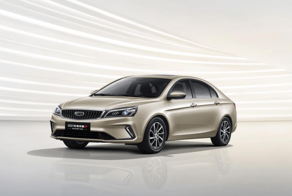 2021年新帝豪GL UP上市价格仅为8.48-11.58万元