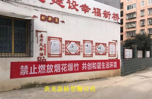 湖北襄阳黄龙新桥社区:微治理改变旧习惯