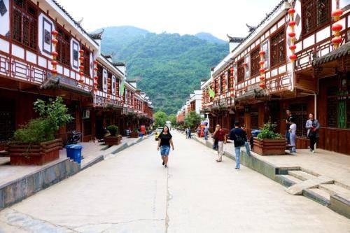 中坝村:传统手工作坊打造特色旅游
