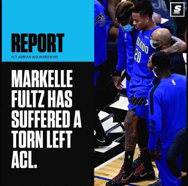 十字韧带撕裂!NBA状元真要废了!他刚打出来啊