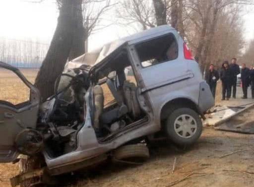 开车刹车失灵时,撞墙和撞树哪个更危险?选对了吗?