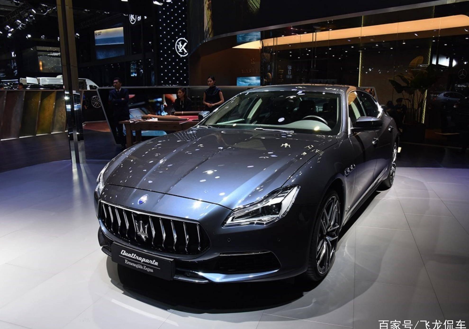 原价起步比Paramera贵,V6发动机5米长。它开车出去的时候比麦巴克有面子