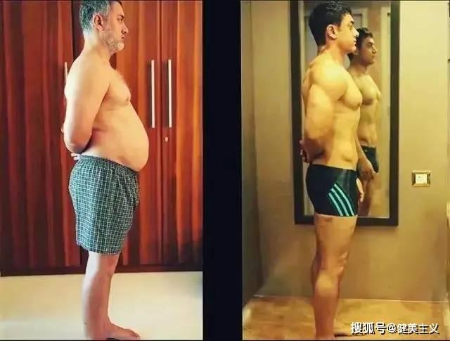 大写加粗的服!爆肥54斤又练回体脂9%,年龄成谜,身材无敌!