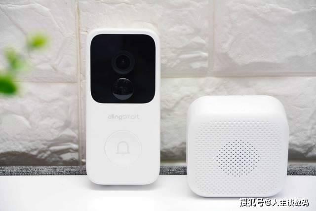 原装2K分辨率,更清晰防盗,小米有产品上架,叮零智能视频门铃,要不要买?