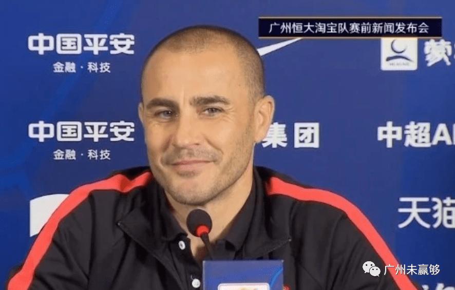 卡纳瓦罗将作为执行主帅配合郑智 完成新赛季筹备工作