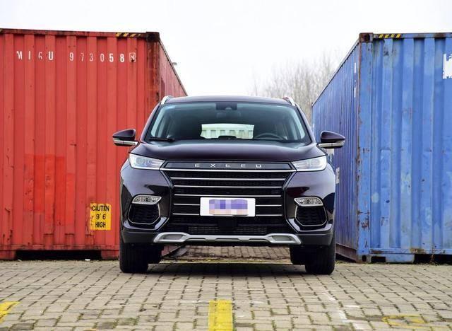 造出这种SUV真可惜!油箱加满700公里,车宽1885mm,和哈弗F7一样的价格