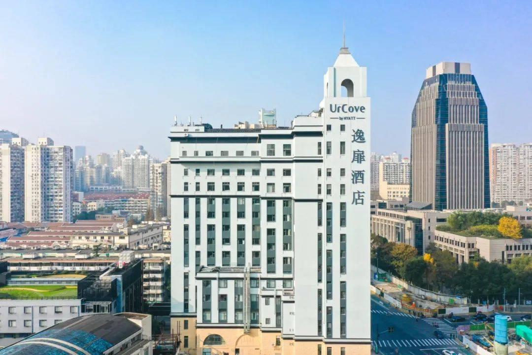 原创             打卡凯悦集团旗下品牌:上海陆家嘴世博中心逸扉酒店