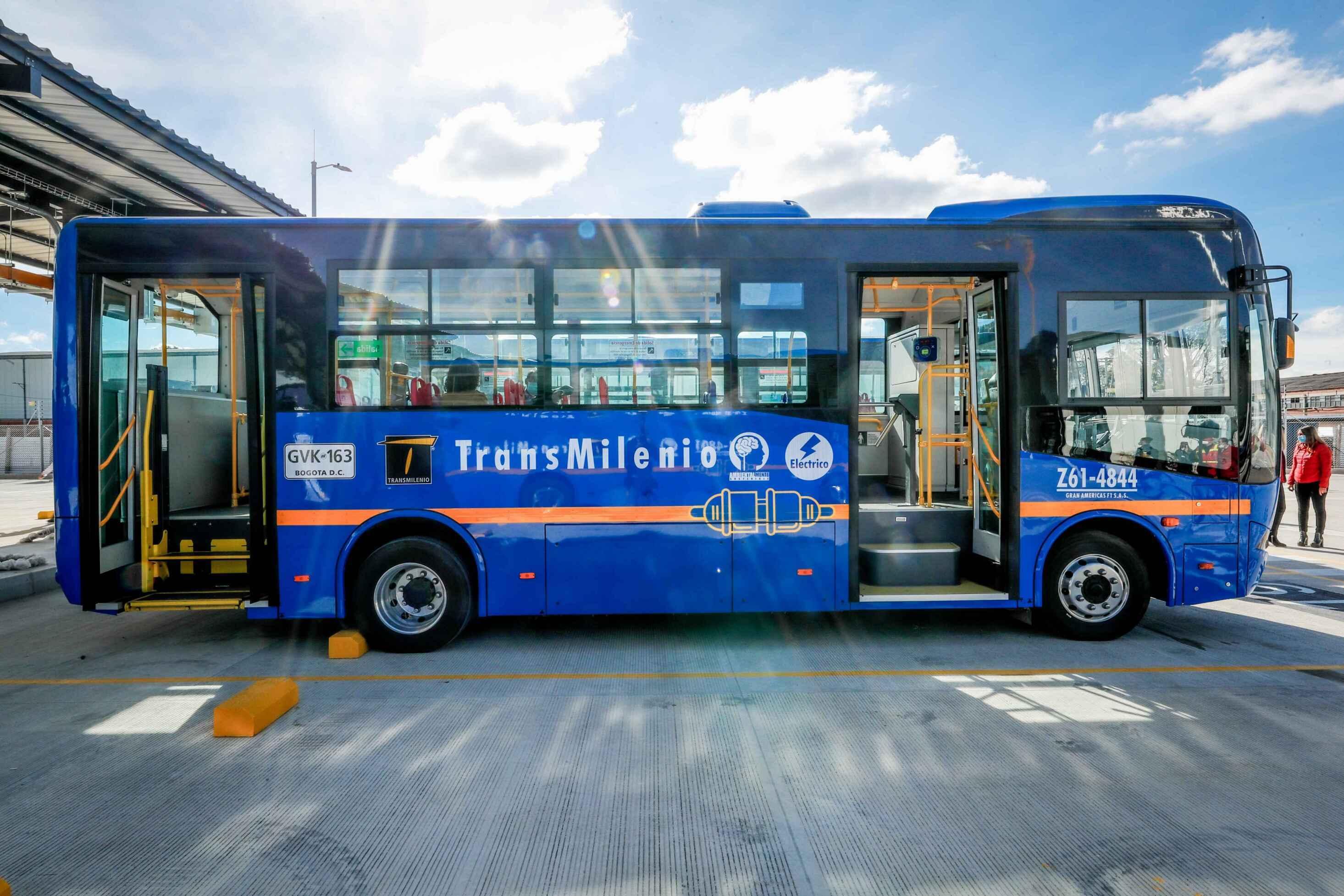 力压柴油和天然气巴士技术成功中标1002台!比亚迪斩获海外最大纯电动巴士订单_哥伦比亚