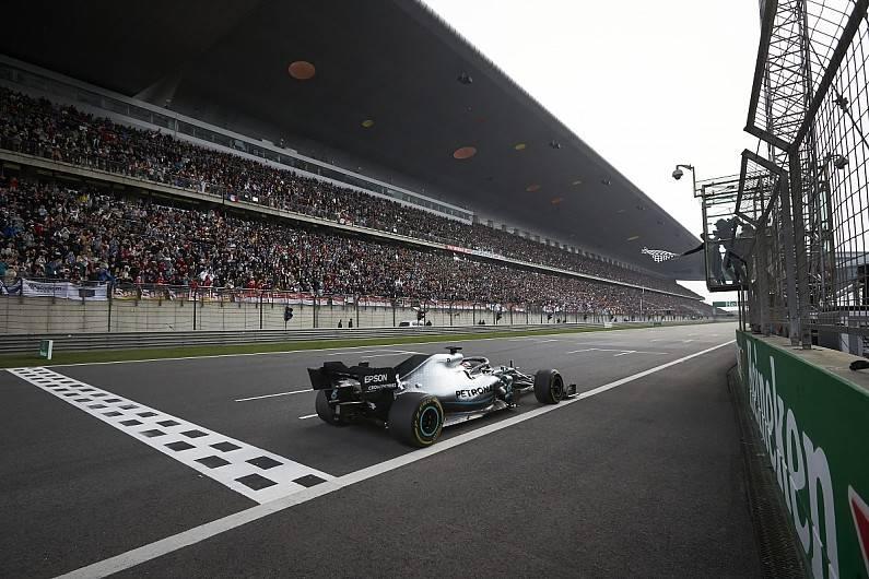 F1中国站四月无法如期进行 赛事方希望延期仍有巨大挑战