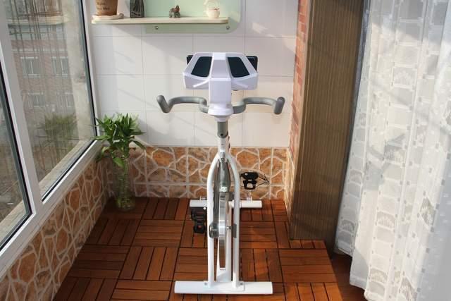 """减肥和健身的动感单车不少,但""""野小兽""""更科学也更狂野"""