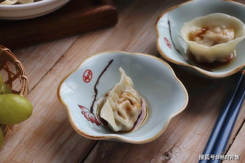 这么好吃的饺子尝过吗?馅儿粉糯又鲜味,材料却普通到你想不到