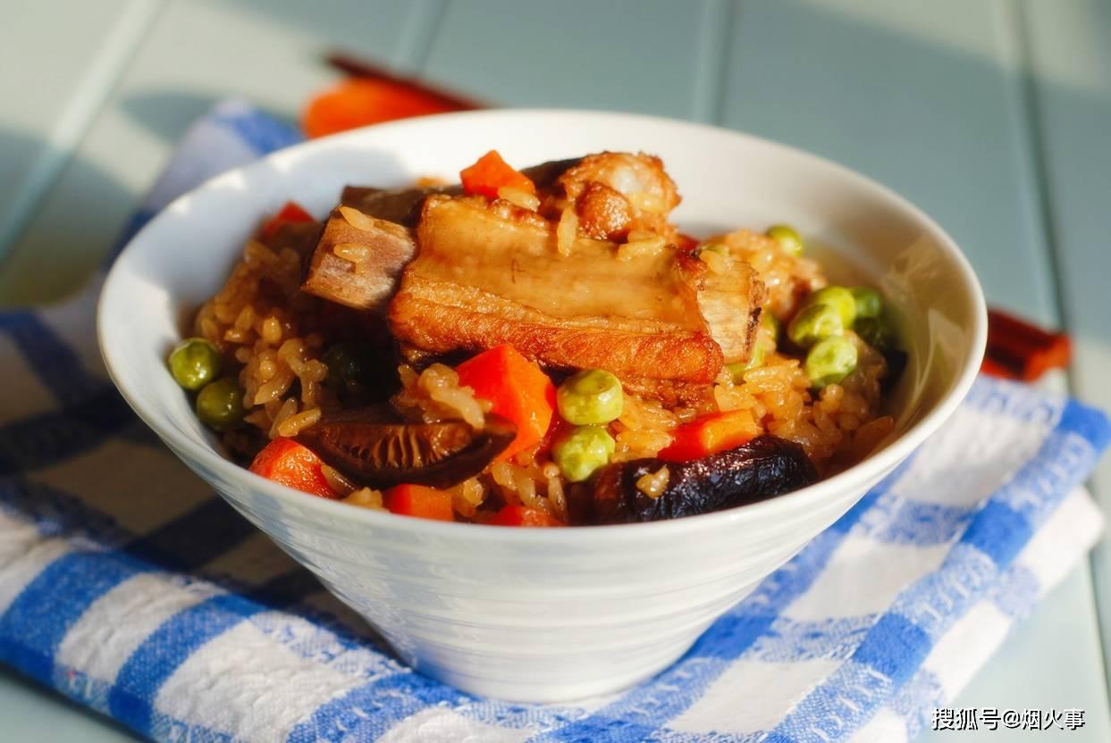 懒人最爱的3种焖饭,菜和饭一锅全齐,饭后碗都不用多洗,无敌好吃