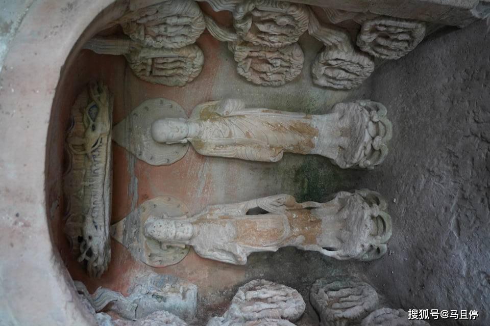 被称为超低调的石窟,见证着中国石窟末期的辉煌,知道的游客不多  第10张