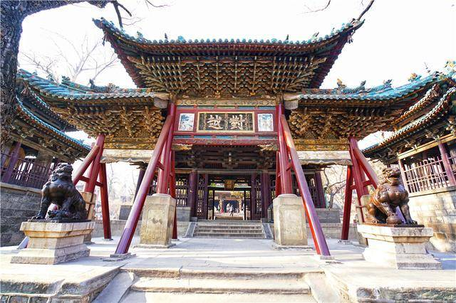 中国最早的皇家园林在太原,山西的简称也因为这里而得名  第4张