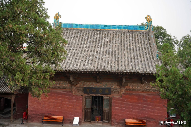 山西平遥有个冷门寺庙,比灵隐寺小众太多,还可看到1000多年的建筑  第2张