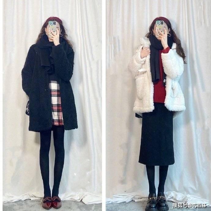 原创             冬日甜酷风穿搭合集,给高个女生更多的穿搭灵感,上身优雅还帅气
