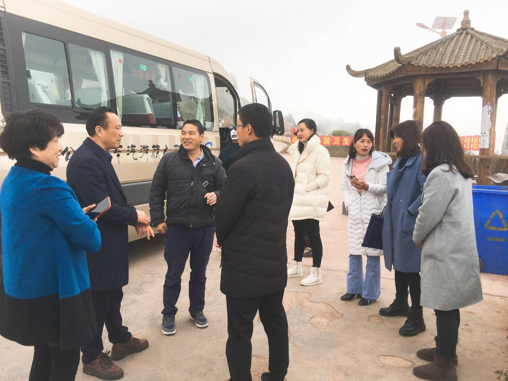 昆明市湖北黄冈商会与楚雄双柏县搭起交流合作平台