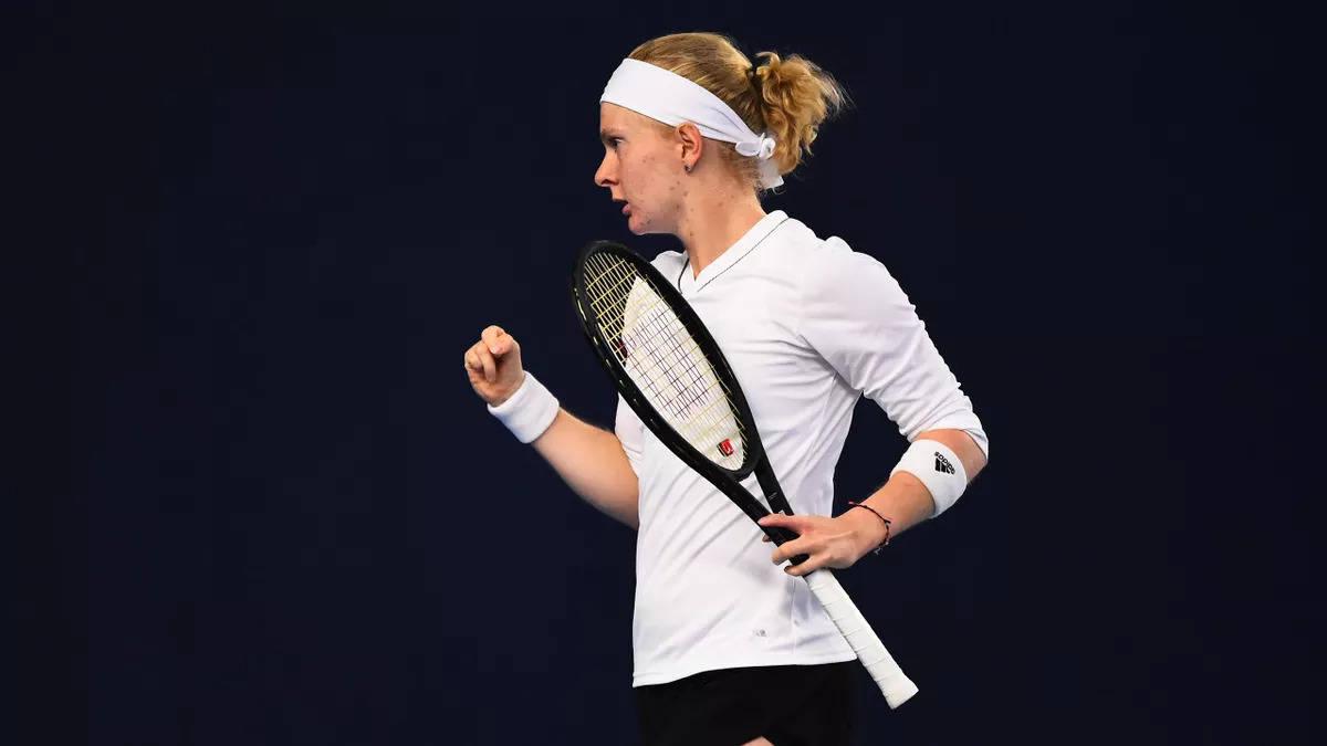 强!英国20岁女将患罕见病发育不全 澳网资格赛仍横扫晋级