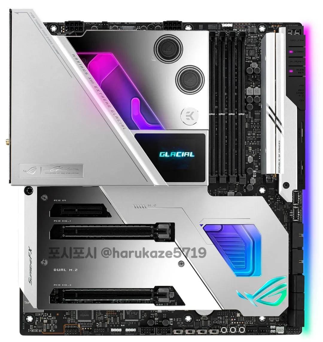 原装华硕Z590系列主板数据曝光,设计改进,性能提升