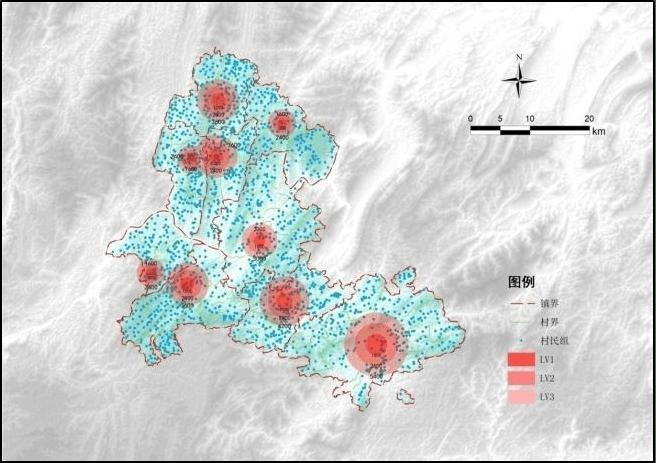 乡村振兴背景下的县域村居点分类整治的探索 ——以贵州余庆县为例