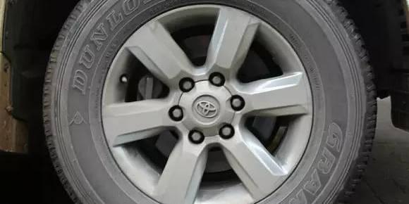注意原创!轮胎不合适可能会让你的SUV报废