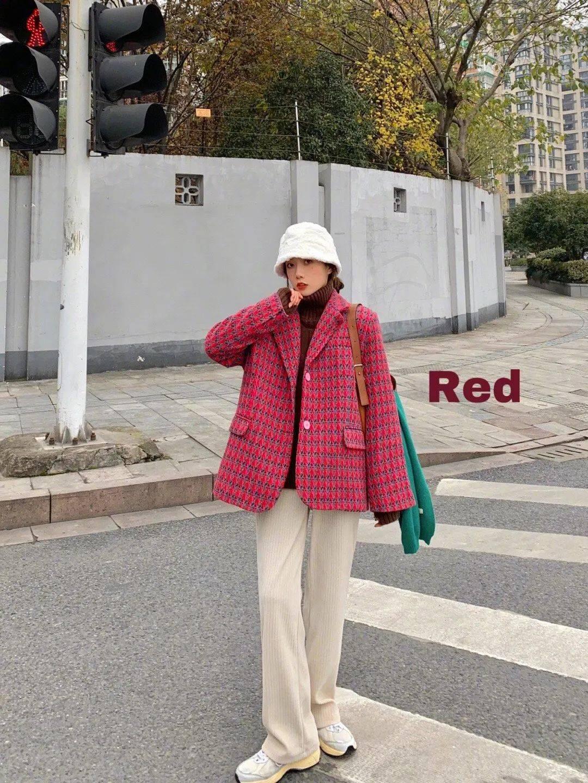 原创             用亮丽的色调来温暖这个寒冷的天气吧!7套冬季日常时髦造型推荐