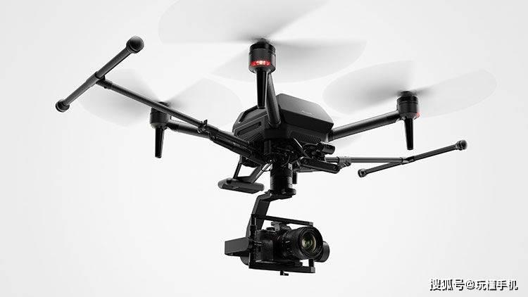 原创             索尼Airpeak系列航拍无人机公布:可挂载α系统无反相机