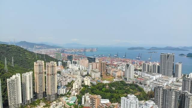 GDP亚洲第五,广东这个城市有的不止有经济,还有美景