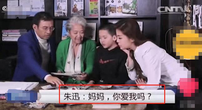 """中国好儿媳朱迅:13年2次患癌,如今最大心愿""""妈妈早点回家"""""""