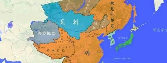 南有明朝,西有蒙古,为什么女真会崛起?  第1张