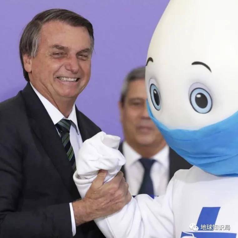 巴西破产了......   地球知识局