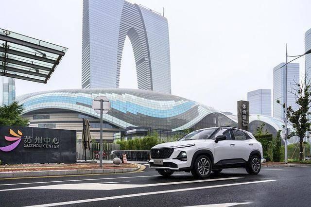 8万级大众化小SUV哪个好?新宝骏RS-3还是吉利岳斌?