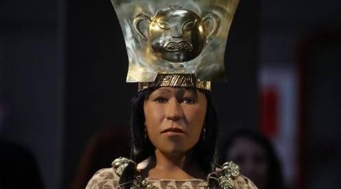 """南美洲女木乃伊1700年后再度""""复活"""" 美貌惊艳世人  第3张"""