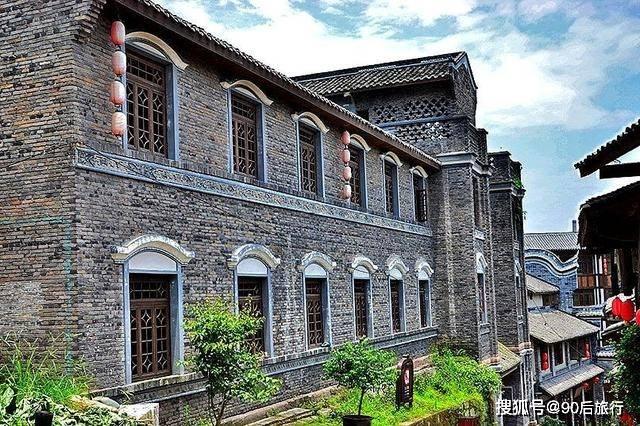 重庆被遗忘的古镇:镇名寓意安居乐业,拥有千年历史,却鲜为人知