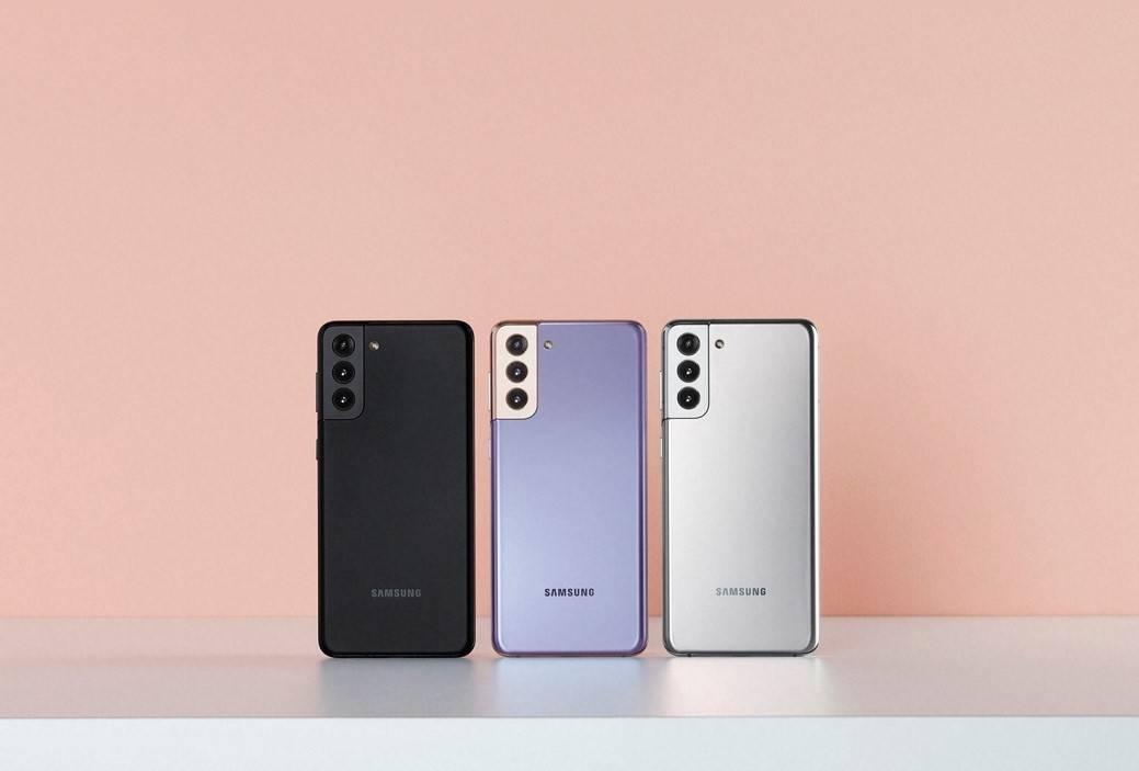 设计惊艳 体验非凡 三星Galaxy S21 S21+ 5G尽情释放每刻魅力-最极客