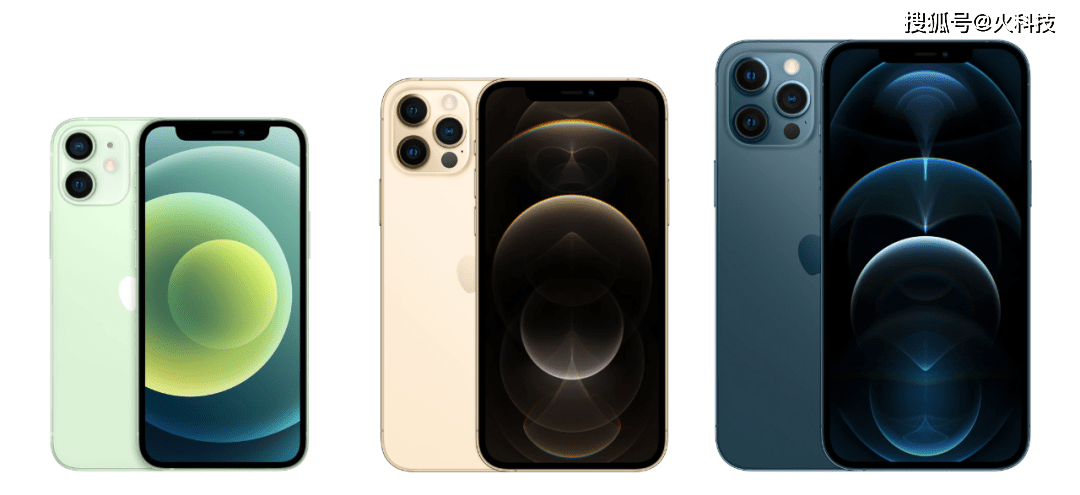 今年最有看点的苹果手机:iPhone 13系列开始露出