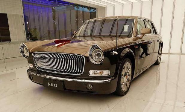 国内最贵的车原红旗L5发布了双色定制版,堪比劳斯莱斯