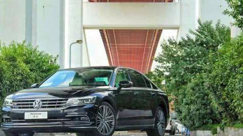 大众惠昂原厂开业后换成了丰田皇冠,车主:差别很大