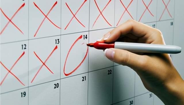 大姨妈过后第几天更容易怀孕?这样计算,帮你找到受孕最佳时机