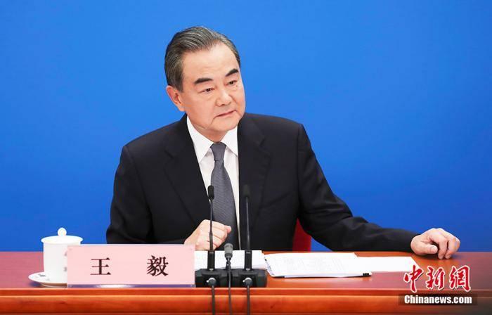 王毅:中方对国际科学界开展病毒溯源科研合作持开放态度